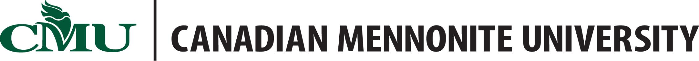 Canadian Mennonite University